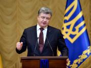 Биометрические паспорта получили 3,5 млн украинцев, - Порошенко