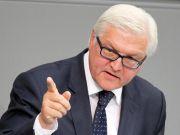 """Штайнмайер: В Европе обеспокоены, что """"погодная ситуация в политике Украины напоминает бурю"""""""