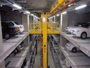 Украинцам предлагают автоматизированные парковки для авто
