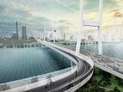 BMW запропонувала концепцію надземних доріг, що не забруднюють повітря