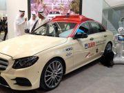 Сервис беспилотных такси заработал в Дубае