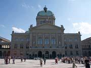 Влада Швейцарії почала обговорення проекту з повернення золотих запасів з ФРС США