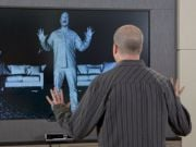 Microsoft разрабатывает новую технологию захвата движений онлайн (видео)