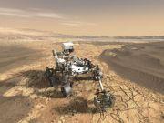 NASA запустила новый марсоход, который будет искать признаки жизни на Марсе (видео)