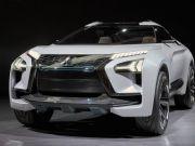 У Токіо представили концепт електричного кросовера Mitsubishi e-Evolution з трьома двигунами (фото)