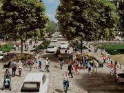 Разработан проект города с учетом распространения беспилотников