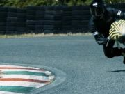 Aston Martin вывел на тесты свой первый мотоцикл (видео)