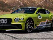 Bentley создала электрический концепт EXP 100 GT (видео)