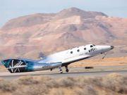Virgin Galactic провела перший пілотований політ нового космоплана