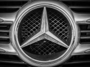 Mercedes-Benz представила электрический самокат (фото)