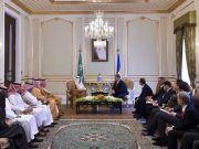 Порошенко закликав саудівські компанії купувати українські підприємства