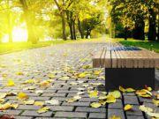 В Киеве появятся «именные» скамейки с подзарядкой на солнечных батареях