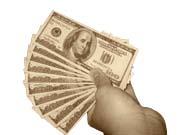 Гроші у відпустці