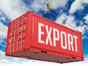 За 8 месяцев Украина нарастила экспорт на 12,4%