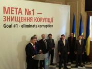 Порошенко представив громадськості директора Антикорупційного бюро