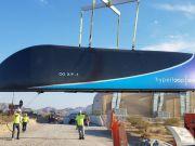 Оптический эффект зоотропа могут использовать для поездов Hyperloop взамен обычных окон