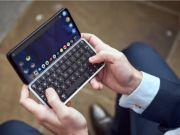 Анонсирован телефон-компьютер с физической клавиатурой и 5G (фото)