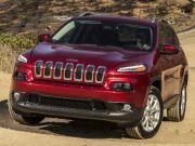 В США отзывают 67 000 внедорожников Jeep Cherokee