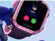 Huawei анонсировала умные часы с двумя камерами для детей (видео)