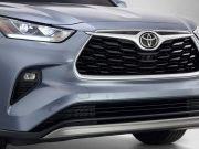 Toyota готовится выпустить на рынок новый внедорожник