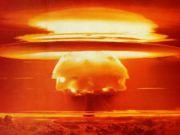США испытали новую ядерную бомбу
