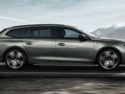 Французи офіційно представили універсал Peugeot 508 (фото)