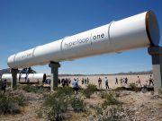 Строительство первой линии Virgin Hyperloop One начнется в 2019 году