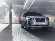 Nissan представила обновленный Patrol (фото)