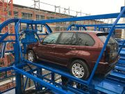 У Києві встановлять першу автоматичну парковку за 3,6 млн гривень