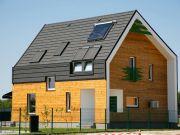 Под Киевом введен в эксплуатацию первый в Украине серийный энергоэффективный дом