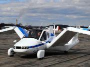 Geely побудує завод для виробництва літаючих автомобілів
