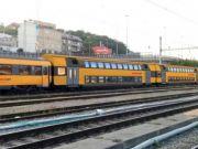 В Словакии запустили двухэтажные поезда