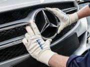 У автомобилей Mercedes появятся украинские комплектующие