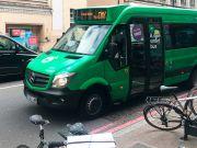 В Лондоне общественный транспорт можно будет вызвать, как такси