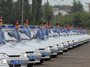 За полгода украинской милиции подарили 53 миллиона гривен