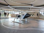 Volocopter показав прототип повітряного терміналу для аеротаксі (фото, відео)