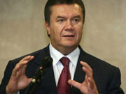 Янукович и Азаров пришли на Майдан к предпринимателям