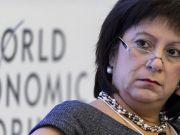 Яресько очікує зміцнення курсу гривні незабаром після рішення МВФ про нову програму