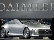 Концерн Daimler заплатить понад два мільярди доларів за позовами в США