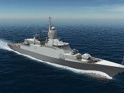 Бразилия и Украина собираются построить военный корабль