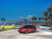 Volkswagen запатентував імена ще для двох нових електромобілів I.D. Cruiser і I.D. Freeler