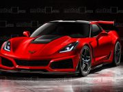 Каким будет самый быстрый Corvette (фото)
