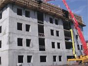 Замороження будівництва переходить до активної фази