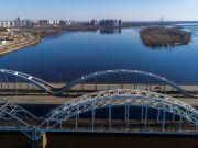Стало известно, когда достроят Дарницкий мост