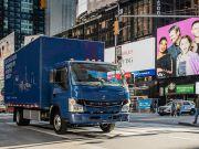 Daimler представила електровантажівку eCanter