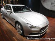 Maserati показав нове покоління високопродуктивного седана Quattroporte (фото)