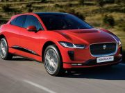 Компанія Jaguar оновила програмне забезпечення електромобіля I-Pace