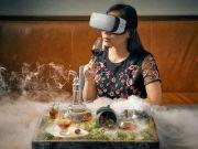 Создан прибор, позволяющий почувствовать вкус виртуальной еды (видео)