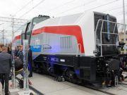Польская PESA представила водородный железнодорожный локомотив