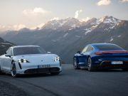 В Україні стартували продажі електромобіля Porsche Taycan